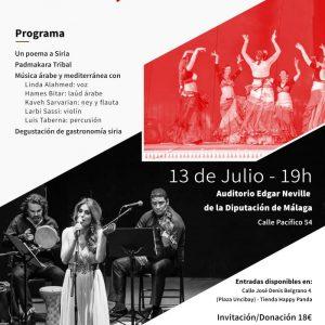 III Encuentro Multicultural por Siria, por Todos